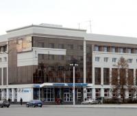 Гостиница «Центральная» Барнаул