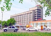 Гостиница Центральная Бийск