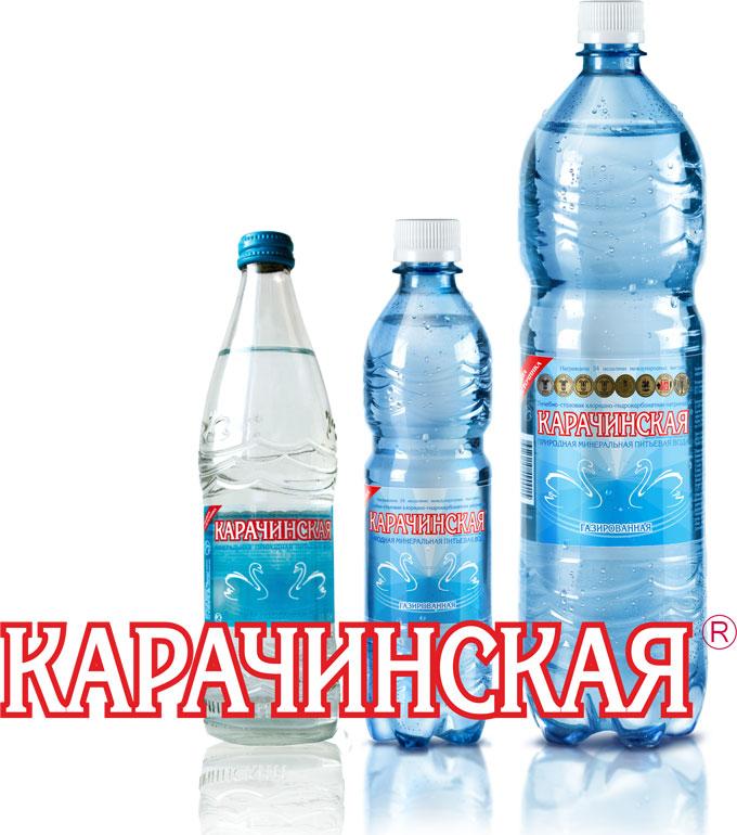 """Минеральная вода """"Карачинская"""" - Товары Сибири"""